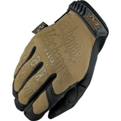The Original Gloves, Coyote Brown, Large MECMG-72-010 Brand New!