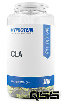 MY PROTEIN CLA 1000mg 60 OR 180 CAPS -REDUCES FAT MASS,IMPROVES BODY COMPOSITION