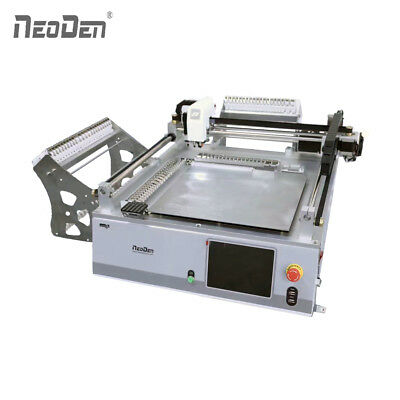 NeoDen TM245P SMT pick and place machine PCB Chip Mounting Machine 0402 LED IC