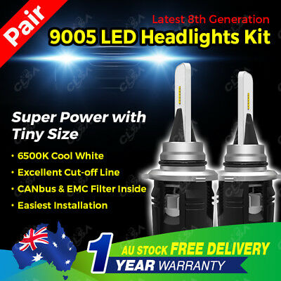 9005 Hb3 13800Lm Led Car Headlight High Low Beam Vehicle Replace Halogen Xenon