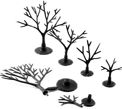 "Woodland Scenics Tree Armatures (Trunks) Deciduous 3/4"" to 2"" 114-Pack"