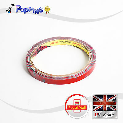 3M SCOTCH BRAND  0.8mm / 1.5m Double Sided  Attachment  Adhesive Tape