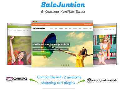SALEJUNCTION Create A Perfect Ecommerce Website