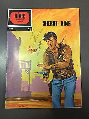 Ohee! Nr 427, 1971 - Sheriff King (Oh7)