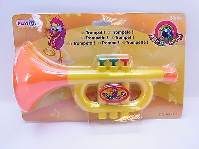 LOT 37047 | Playgo 4115 Kindertrompete Spielzeug Trompete Party Band NEU in OVP