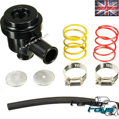 25MM UNIVERSAL RECIRCULATING DIVERTER DUMP BOV BLOW OFF VALVE fit VW Audi Saab
