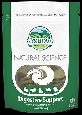 Oxbow Natural Science Digestive Support - 60 hay tablets