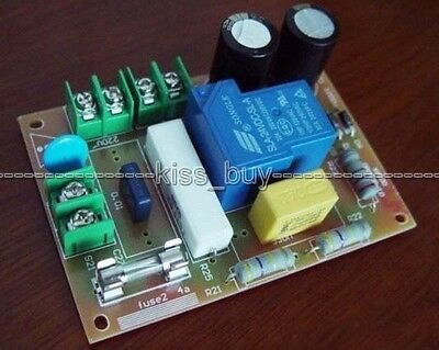 AC 220V-240V 2000W High Power Amplifier Soft Start Switch Delay Protection Kits