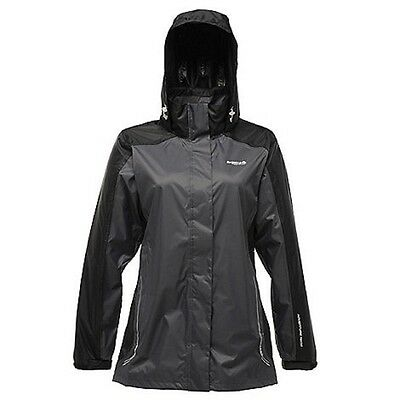 Regatta Maywell Womens L'weight Waterproof Breathable Packable Jacket