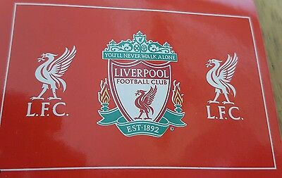 Liverpool Official Club Crest Flag - Red Flag with 2 Liverbird's 6 x 5 ft