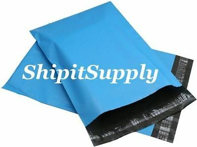 1-1000 6x9 ( Blue ) Color Poly Mailers Shipping Boutique Bags Fast Shipping