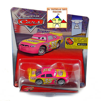 CARS Personaggio KEVIN RACINGTIRE in Metallo scala 1:55 by Mattel Disney