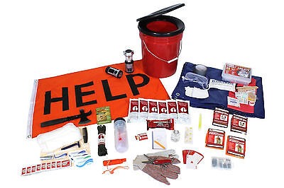Guardian Skhr-Hurricane Storm Emergency Kit Tools First Aid Communication Food