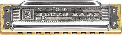 Armónica Hohner Blues Harp 532/20