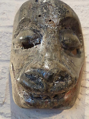 south american tribal / ceremonial masks