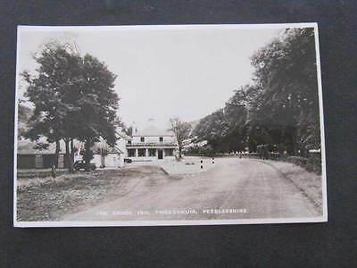 The Crook Inn Tweedsmuir Peeblesshire UK Postcard
