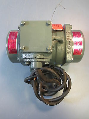 BEST Bulk Equipment System Vibrating Motor BES-220-2B 3525 RPM Single Phase New