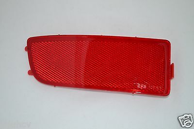 1 Left Red Rear Tail Bumper Reflector for VW Crafter Volt OEM No 2E0945105