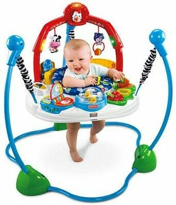 Fisher-Price - Laugh and Learn, Jumperoo