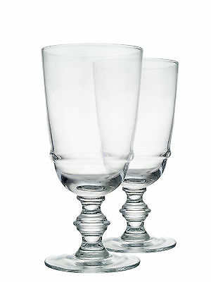 CORDON ABSINTHE GLASSES without CUTS, SET OF 2 & 10 SUGAR CUBES