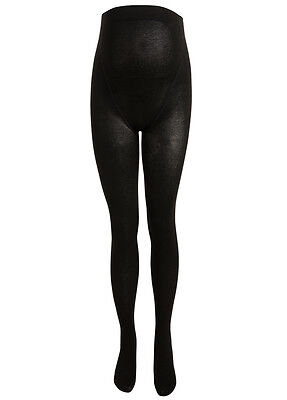 NEW - Noppies - Winter Knit Tights in Black | Maternity Hoisery