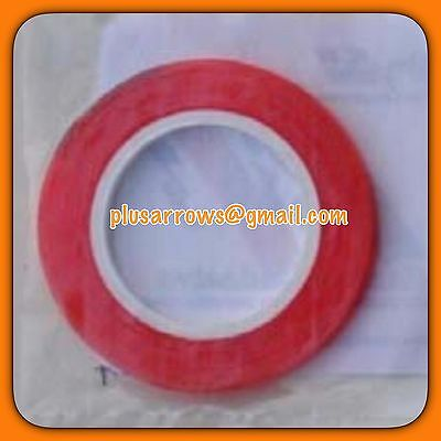 Eli Vanes 3 mtrs Fletching Adhesive Double Sided Tape for Making Archery Arrows