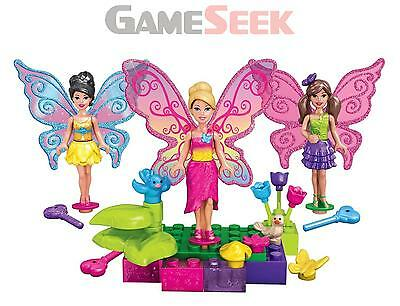 Mega Bloks Barbies Fairy Adventure - Toys Brand New Free Delivery
