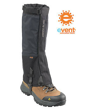 NEW Sea To Summit Quagmire Event Gaiters from Outdoor Adventure Gear
