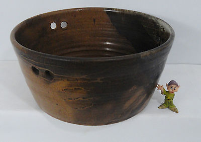 New Clay Pen Pottery Casserole Hanging Flower Pot Bun Warmer Home Decor Bowls