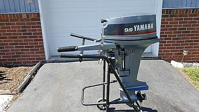 Outboard engines components boat parts parts for Yamaha 9 9 hp outboard motor manual