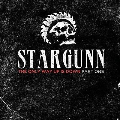 Only Way Up Is Down - Stargunn (2015, Vinyl NEW)