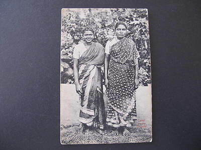 Tamil Women Colombo Postcard