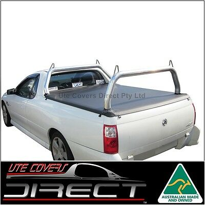 Ute Covers Direct: Holden Commodore VU-VY-VZ Tonneau Cover Suits Ladder Racks