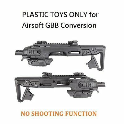 TOYS CAA RONI G1 Conversion Kit Black for GBB 17 Series CAD-SK-01-BK