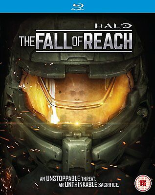 Halo: The Fall of Reach - Brand New [Blu-ray] 5060020706271
