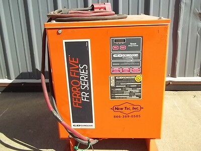 Used C&d Technologies 24 Volt Industrial Battery Charger (#8377)