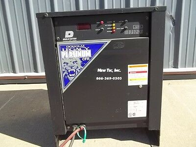 Used Douglas Legacy 24 Volt Industrial Battery Charger (#7123)