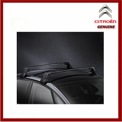 CITROEN C1 C2 C3 C4 DS3 DS4 ALL YEARS EASY ROOF BARS RACK SOFT FITTING Car Touring & Travel Accessories