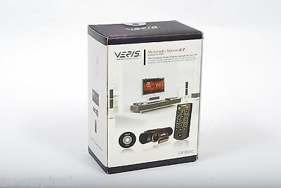 NEW Antec Veris E-Z Multimedia Station - EZ Media HTPC System - Remote - iMon