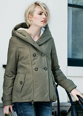 NEW - Noppies - Abby Hooded Maternity Jacket