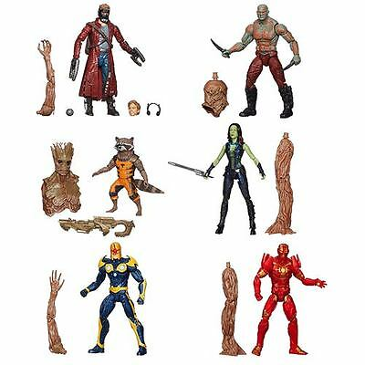 Marvel Legends Guardians of the Galaxy MIB Pick your favorites