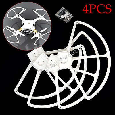 UK DR90 Quick Release Snap On Propeller Props Protector Guard For DJI Phantom 3