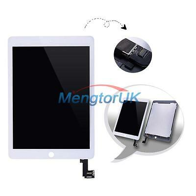 White LCD Touch Screen Digitizer Replacement For Apple iPad Air 2 2nd iPad 6