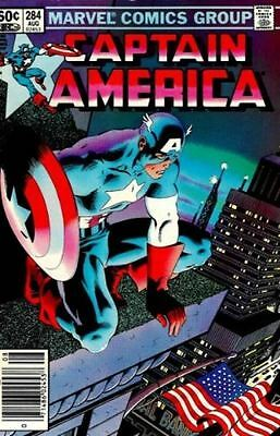 Captain America (Vol 1) #284 : J.M. DeMatteis
