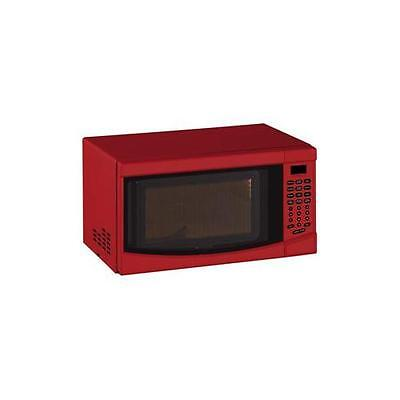 NEW Avanti MT07K4R Microwave Oven .7 CuFt Red