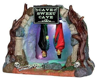 """Lemax Spooky Towns """"cave Sweet Cave"""" 2015, --Free Shipping--"""