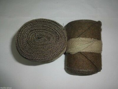 Ww1 Us Army Wool Wraps Putties / Putty - Replica