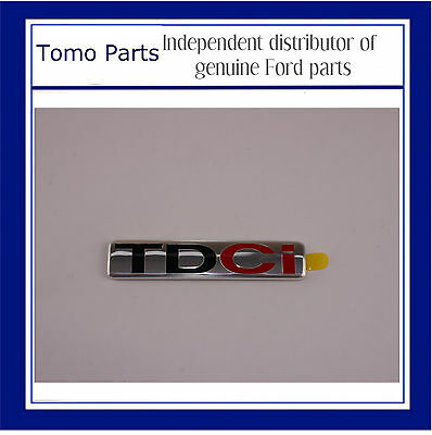 New Genuine FORD TDCI Badge 1364010