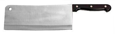 """Home Basics NEW 9"""" Meat Chopper Cleaver with Stainless Steel Blade - KS44545"""