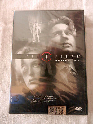 THE X FILES Collection Stagione 1 Volume 3 Film DVD Nuovo